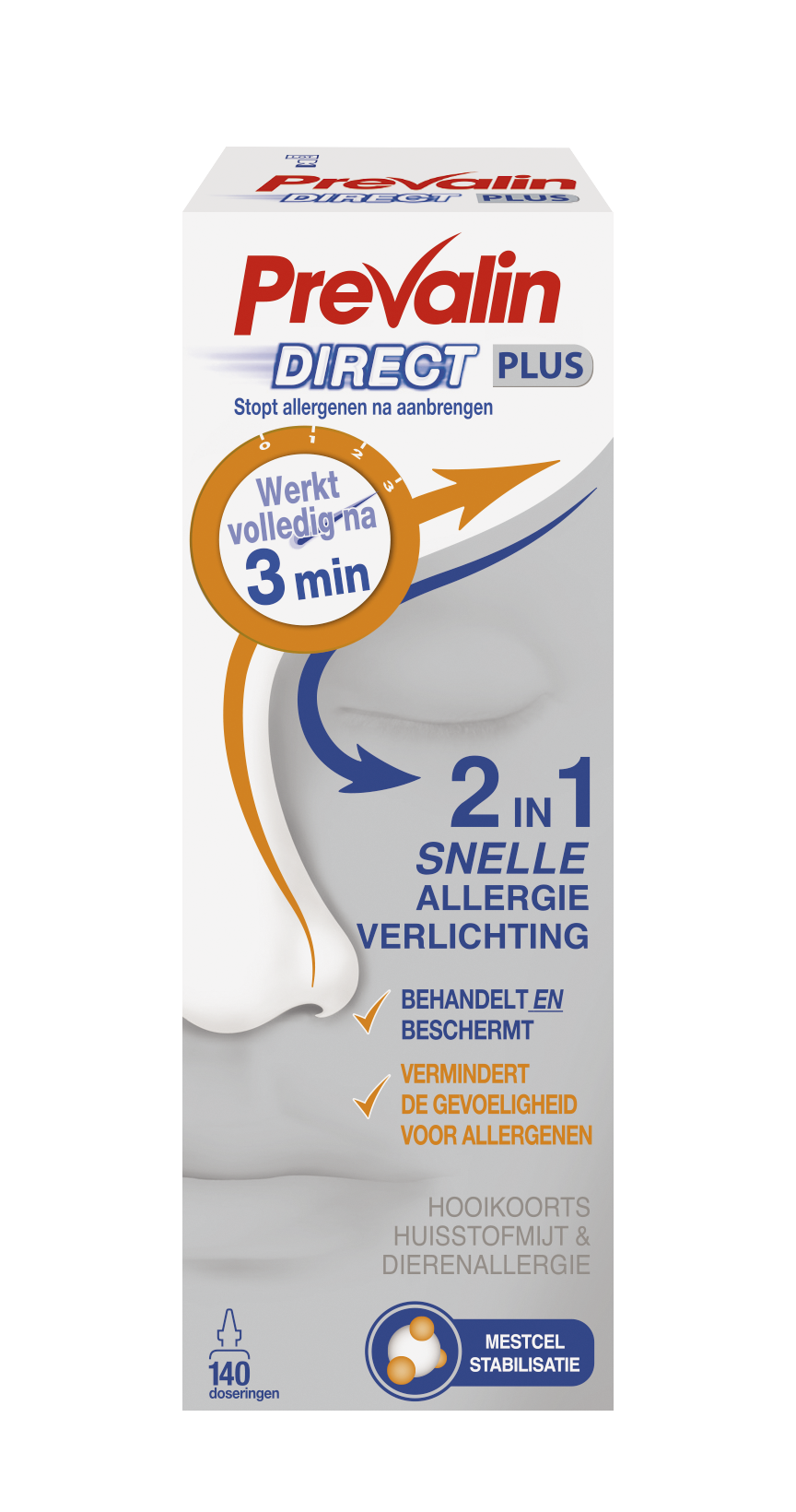 Direct Plus Neusspray