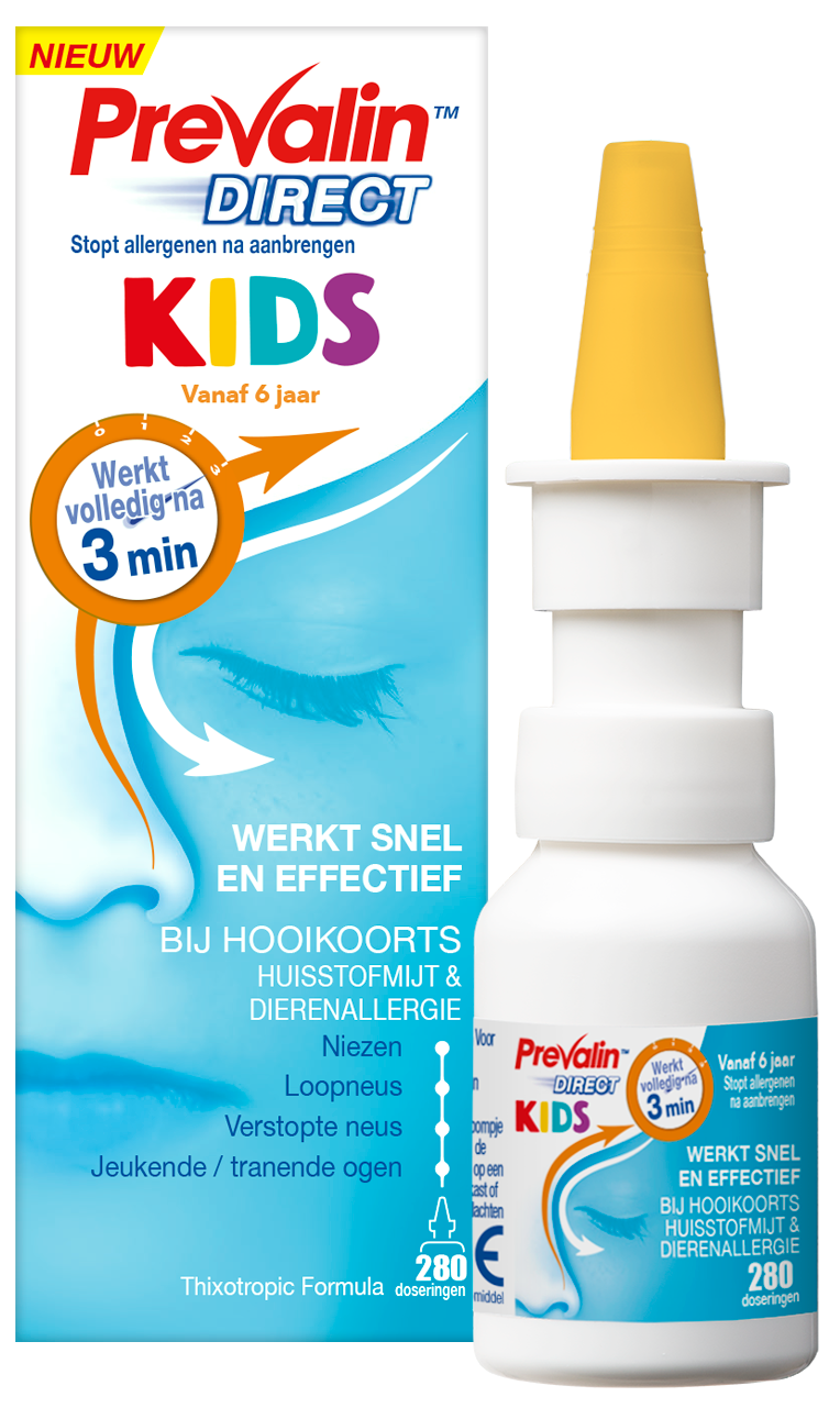 Prevalin Direct Kids